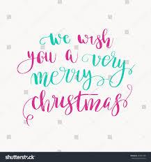 we wish you merry stock vector 494421568