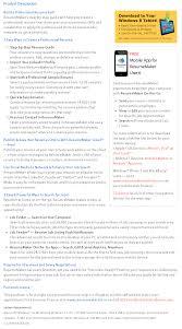 Online Resume Builder Free Download Resume Maker Pro Resume For Your Job Application