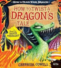 twist dragon u0027s tale cressida cowell
