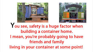container home construction guide easy way to build affordable