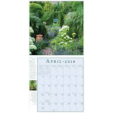 Garden Wall by The Secret Garden Wall Calendar 2018 Workman Publishing