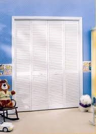 Slatted Closet Doors Louver Closet Door