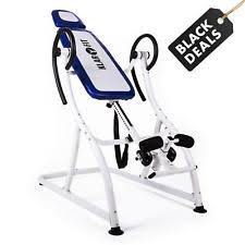 back relief inversion table pro curve fitness therapy back relief inversion table ebay