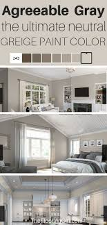 what color kitchen cabinets go with agreeable gray walls agreeable gray the ultimate neutral greige paint color
