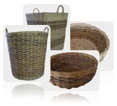 Jual Keranjang Parcel Kecil rattan wicker baskets storage baskets wicker bike bicycle baskets