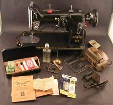 vintage pfaff sewing machine ebay