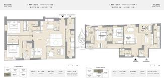 residence floor plan residence 2 bedroom apartment type c and d floor plan