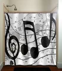 Music Note Decor 51 Best Music Bathroom Accessories Images On Pinterest Bathroom