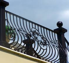 wrought iron belly balusters wrought iron belly balusters