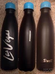 starbucks swell starbucks las vegas s well steel thermos 17oz bottle htf swell