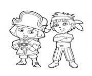 diego coloring pages free printable