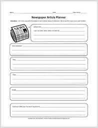report writing template ks1 newspaper report planning template ks1 newspaper report planning