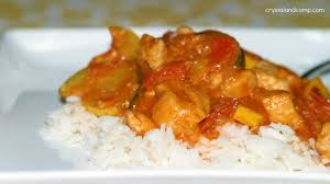 crystalandcomp easy recipes chicken and summer squash over rice crystalandcomp com