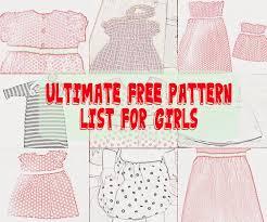 paper bag toddler shorts pattern seemesew free girl patterns