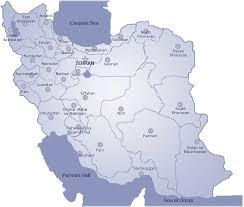 map iran iran map map of iran iran ways iran races iran s ways map