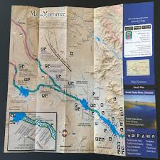 Maps Of Colorado Fishing Maps Of Colorado 6 Maps Of 9 Rivers
