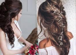 coiffure mariage cheveux lach s coiffure mariage cheveux mi laches les tendances mode du