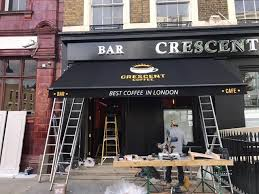 Cafe Awning 104 Best Shop Awnings Images On Pinterest Blinds Sign Writing