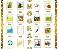 15 free homonyms worksheets