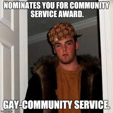 Gay Community Meme - and signs you up on grindr imgflip