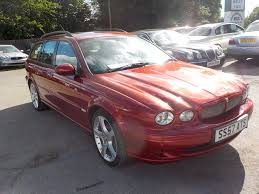 used jaguar x type estate 2 2 d sport premium 5dr in norwich