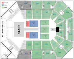 United Center Seating Map Seating Charts The Bb U0026t Arena At Northern Kentucky University