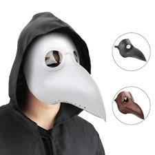 plague doctor s mask plague doctor mask ebay