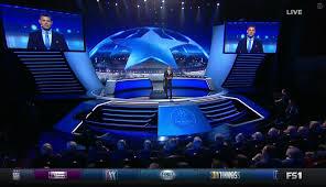 futbol uefa champions league 2016 2017 group stage draw 25 08 2016