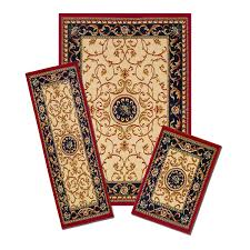 Three Piece Bathroom Rug Sets by 3 Piece Bathroom Rug Sets Tags Awesome Area Rug Sets Fabulous