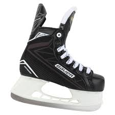 bauer supreme 140 ice hockey skates amazon co uk sports u0026 outdoors