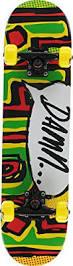 Blind Micro Skateboard Amazon Com Blind Og Damn Bubble Mini Complete Skateboard 7 0