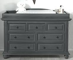 dream on me changing table and dresser gray changing table dresser dream on me changing table and dresser