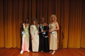 high school womanless 2016 with pics annual womanless beauty review held at dhs the trojan torch