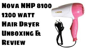 Philips Hair Dryer 1200 Watt hair dryer review in nhp 8100 05 1200 watts best cheap