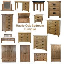 Bedroom Furniture Listers Rustic Oak Bedroom Furniture Home Interior Design Ideas