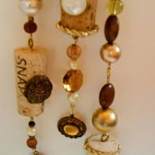 best wine cork jewelry products on wanelo