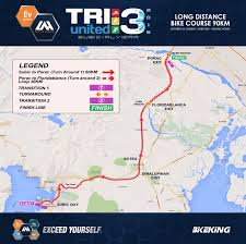 United Route Map 2015 Tri United 3 Route Maps Activehealth
