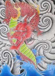 tatatatta japanese tattoo designs with image japanese dragon
