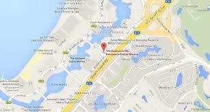 Metro Station Map In Dubai by Radisson Blu Residence Dubai Marina Review Running With Miles