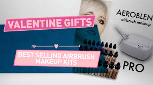 the best valentine u0027s day gifts best selling airbrush makeup kit