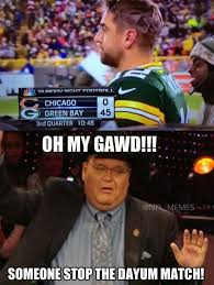 Funny Chicago Bears Memes - stop the match inspiration pinterest jay cutler packers and jay