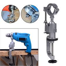 aliexpress com buy 1 pcs bench for electric drill vises holder
