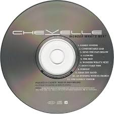 Comfortable Liar Lyrics Cd Album Chevelle Wonder What U0027s Next Epic Usa