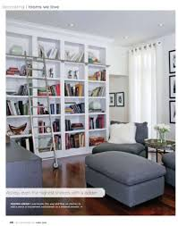 Library Bookcases With Ladder 86 Best Library Ladders And Bookshelves Images On Pinterest