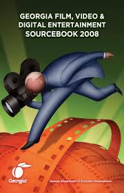 georgia film television gaming sourcebook 2008 by oz publishing