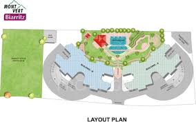 Biarritz France Map by Mont Biarritz In Pashan Pune Price Location Map Floor Plan
