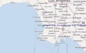 santa california map king harbor santa bay california tide station location guide