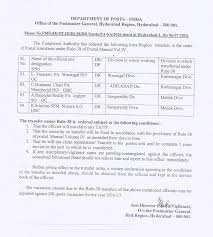 pmg user manual rule 38 transfer orders issued by the pmg hyderabad region po tools