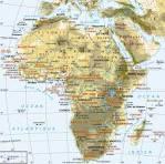 Carte Afrique, documents en ligne LEXILOGOS