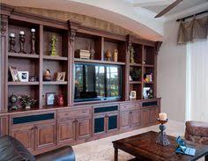 Tremendous Family Room Design Also Elegant White Built In Wall - Family room built ins